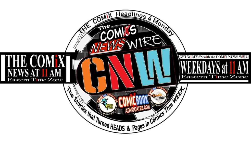 Geek insider, geekinsider, geekinsider. Com,, this weeks comic book headlines0 9. 27. 20, comics, creators corner