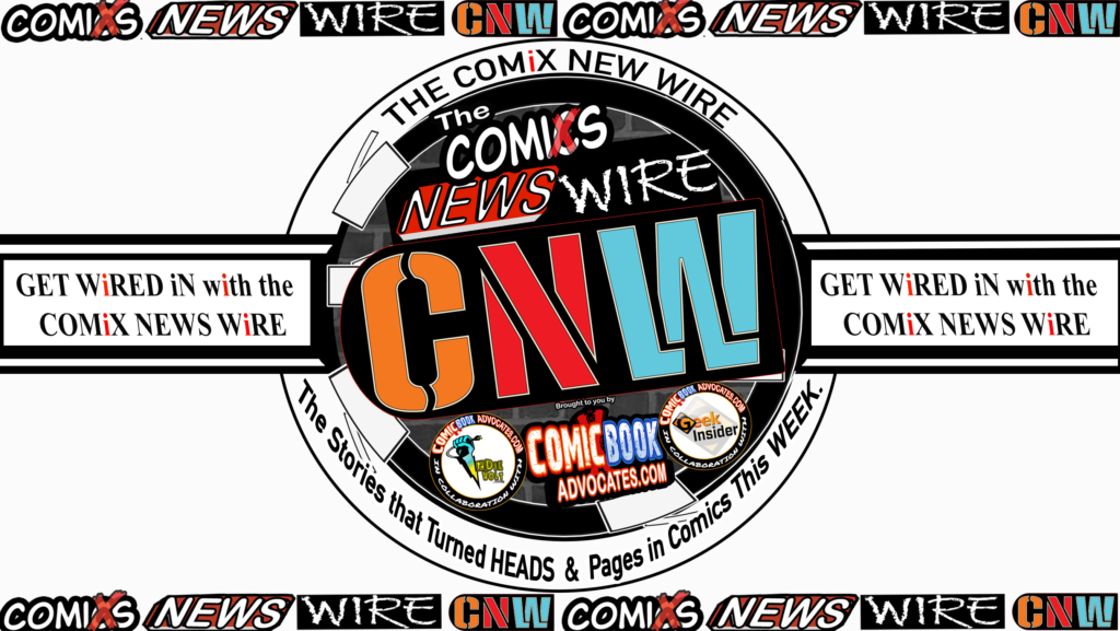 Geek insider, geekinsider, geekinsider. Com,, from the comix news wire:: the week ended 1/15/21, comics